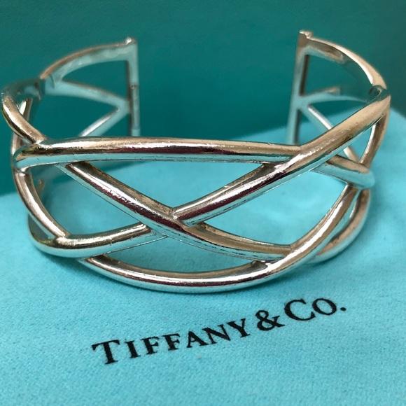 Tiffany & Co. Jewelry - 🔴Authentic TIFFANY&CO Bangle /Bracelet 🔴🔥🥰